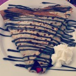 Crepes and Corks Cafe in Del Mar