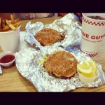 Five Guys Northridge in Los Angeles