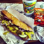 Subway Sandwiches in Long Beach