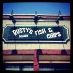 Rusty's Wharf in Pataskala, OH