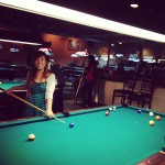 California Billiard Club in Mountain View, CA