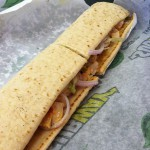 Subway Sandwiches in Sacramento