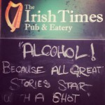 The Irish Times in South Miami