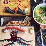 Yuzu Sushi & Robata Grill in Chicago