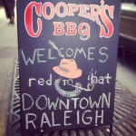 Cooper's Bbq & Catering in Raleigh, NC