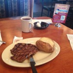 Ponderosa Steakhouse in Chenango Bridge, NY