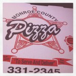 Monroe County Pizza Department in Bloomington