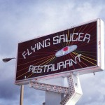 Flying Saucer Drive-In in Niagara Falls