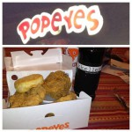 Popeye's Chicken in Denver