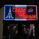 Crepe De France in Seattle