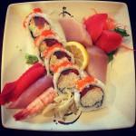 Domo Sushi in Vancouver