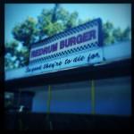 Redrum Burger in Davis