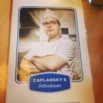 Caplansky's Delicatessen in Toronto