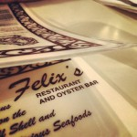 Felix's Restaurant And Oyster Bar Inc in New Orleans, LA