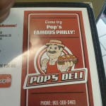 Pop's Deli in Memphis, TN