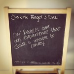 Owen's Bagel and Deli in Charlotte, NC
