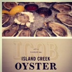 Island Creek Oyster Bar in Boston, MA