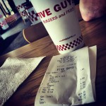 Five Guys Burgers And Fries in Bartlett
