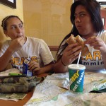 Subway Sandwiches in Downey