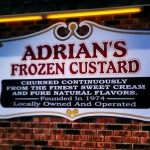 Adrian's Frozen Custard in Burlington, WI