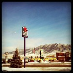 Taco Bell in Butte, MT