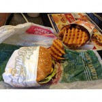 Carl's Jr. / Green Burrito in National City