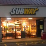 Subway Sandwiches in Selma