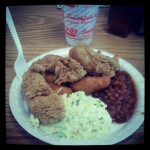 Smithfield's Chicken N Bar-B-Q in Laurinburg, NC