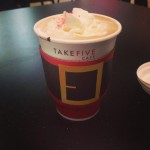 Take Five Cafe (Pacific Centre) in Vancouver, BC