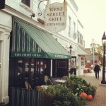 West Street Grill in Litchfield