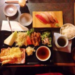 The Maneki Restaurant in Seattle, WA