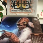 SpitfireZ, charcoal rotisserie cooking in Wilmerding, PA
