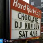 Hard Rock Cafe in Seattle