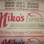 Niko's Express in Comstock