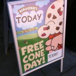 Ben and Jerry's Scoop Shop in Glenview