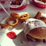 Ruby's Diner in Redondo Beach, CA
