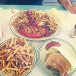 Dinos Burgers in Azusa, CA