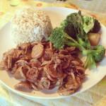 Van Hahn Vegetarian Restaurant in Portland