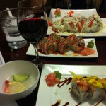 Hana Sushi in Abbotsford