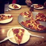 Round Table Pizza in San Rafael