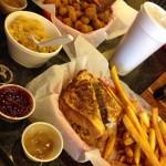 The Fried Turkey Sandwich Shop in Fayetteville