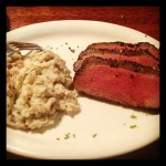 Texas Land And Cattle Steak House in San Antonio