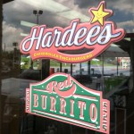 Hardee's / Red Burrito in Abingdon