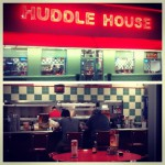 Huddle House in Bracey