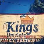 Kings Omelets Restaurant in Portland