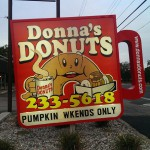 Donna's Donuts in Flint, MI