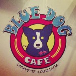 Blue Dog Cafe in Lafayette