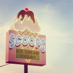 Scoops Olde Fashion Ice Cream Parlor in Gulf Shores