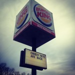Burger King in Lilburn