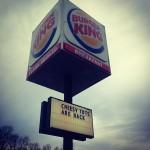 Burger King in Lilburn